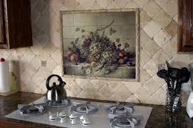 kitchen tile murals tile backsplashes mosaic tile mural backsplash sophisticated edge kitchens