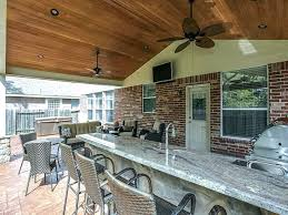 outdoor kitchen roof ideas patio ideas patio covers roof designs pergola for shade on a