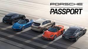 car porsche 2017 porsche u0027s u0027passport u0027 car service lets members drive almost any