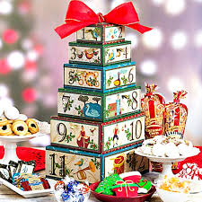 Gift Towers 12 Days Of Christmas Tower