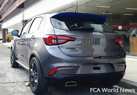 Fiat Linea Interior Images New Fiat Argo Sporty Top End Variant Spied In New Colours