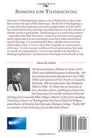 sermons for thanksgiving sermons by the reverend doctor william w