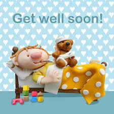 get well soon for children get well soon children s geeting card ferdie friends greetings