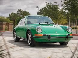 green porsche 911 rm sotheby u0027s 1970 porsche 911 e coupe motor city 2016