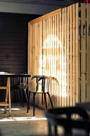 Wood Wall Design Shadow On Wooden Wall Free Stock Photo