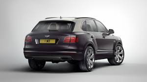 bentley jeep bentayga mulliner when a 229 000 bentley isn u0027t enough roadshow
