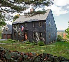 Saltbox House Plans Designs Life In A Reproduction Saltbox Saltbox Houses 17th Century And
