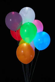 Lighted Balloons Best 25 Light Up Balloons Ideas On Pinterest Neon Party Diy