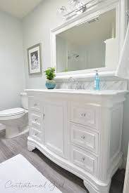 kitchen and bath collection centsational bathroom remodel uses this vanity http