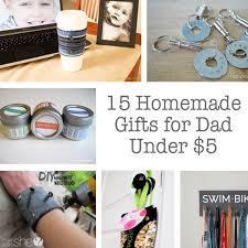 home made gifts 15 homemade gifts for dads under 5