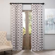 luxury retro java blackout curtain and drapes