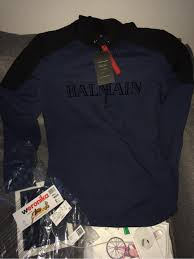 brand new balmain x h u0026m hoodie small lowest price 267562