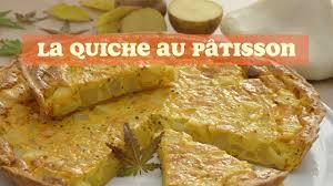 patisson cuisine my autumn pie quiche recipe with germigon or patisson