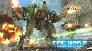epic apk epic war td 2 1 04 4 apk mod data for android all gpu