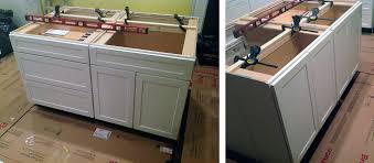 kitchen island base cabinets articles with building kitchen island base cabinets tag kitchen