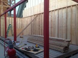 roof over freestanding deck project doityourself com community