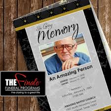 Free Funeral Programs 21 Funeral Flyers Psd Indd Ai Download