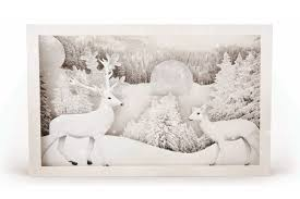 pop up christmas a multilayered christmas pop up card