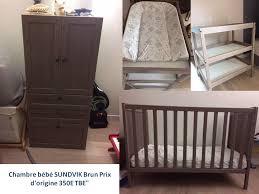 prix chambre bébé achetez chambre bébé sundvik quasi neuf annonce vente à venerque