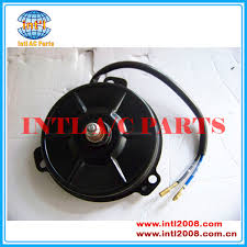 ac fan motor replacement cost 12v 24v universal auto ac air conditioner condenser fan motor in air