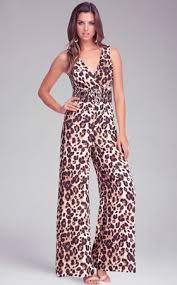 cheetah print jumpsuit 7 ways to rock leopard print in fall like a pro