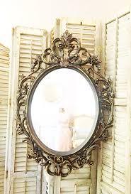 mediterranean wall mirror french bathroom mirrors restoration