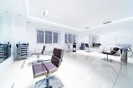 salon interior design trends and how salon products and packaging