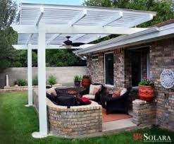 How To Cover A Pergola From Rain by Solara Patio Cover Waterproof Patio