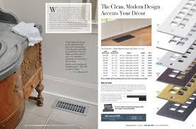 Reggio Floor Grilles by View Online Catalog