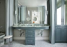 Contemporary Bathroom Wall Sconces Mirrored Wall Sconces Bathroom Contemporary With Double Vanity