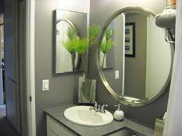 Mirrors For Bathroom by Bathroom Mirrors For Bathrooms Ideas In Minimalist Grey Themed