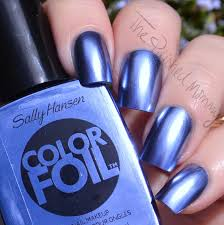 sally hansen leaden lilac the polished mommy