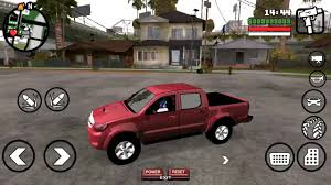 toyota trucks sa gta sa android toyota hilux dff only yalnizca dff mod youtube