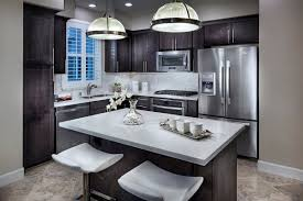 who says you can u0027t have an island in a small kitchen not us an