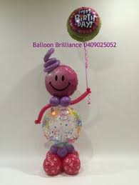 balloon delivery ta birthday table bouquets balloonbouquets