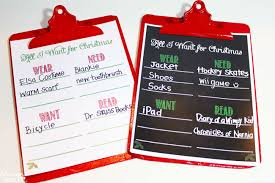 the christmas wish list all i want for christmas wish lists design dazzle