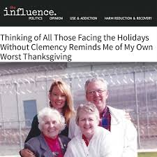what to do in thanksgiving day thanksgiving in prison u0027 by amy povah in the influence can do