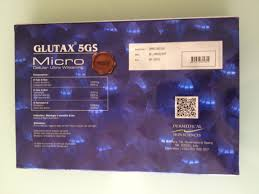 Ul Glutax glutax 5gs micro cellular ultra whitening daftar harga terlengkap