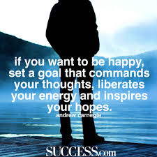 18 motivational quotes about successful goal setting success