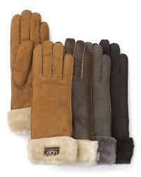 ugg sale at bloomingdales ugg australia turn cuff gloves bloomingdale s