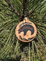 southwestern kachina ornament rustic