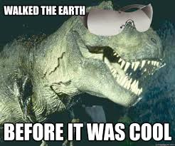 Funny T Rex Meme - hipster t rex memes quickmeme