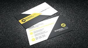 unique business card design templates unique business card