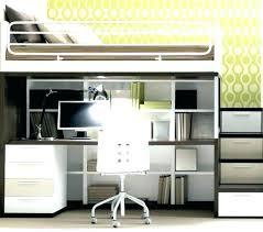 lit mezzanine 1 place avec bureau lit mezzanine metal avec bureau pcdc info