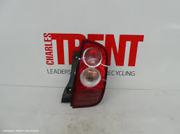 nissan almera tyre pressure taillight