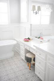 Bathroom Remodels Before And After Pictures by Master Bathroom Remodel Before And After Pink Peppermint Design