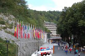 Slovenia Flag Meaning File Slovenia Postojna Caves Panoramio Jpg Wikimedia Commons
