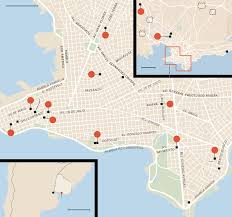 Hop On Hop Off Map New York by 36 Hours In Montevideo Uruguay The New York Times