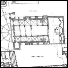 basilica floor plan chiesa bari basilica san nicola local tourmake