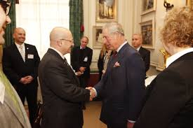Clarence House London by Wi Team Joins Senior Business Leaders In Private Audience With